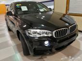 BMW X6 i50 2016 كالجديد