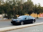 للبيع BMW 750 ViP فل الفل نظيف جدا مخزن
