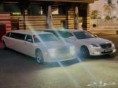 ليموزينات فخمة ل جميع مناسبات VIP CARS أفراح