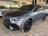 مرسيدس GLE 53 Night PKG موديل 2021 (جديد)