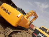 بوكلين هونداى 210 معرض رواد المعدات الثقيله