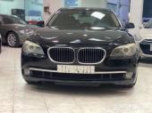 BMW740 فل كامل لون مميز 2010