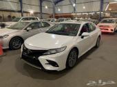كامري SE-V6 سبورت 2020 سعودي 112000(العضيله )