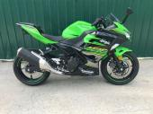 2018 Kawasaki Ninja 400 KRT