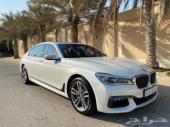 للبيع BMW 750 موديل 2016 ( بحالة الوكالة )