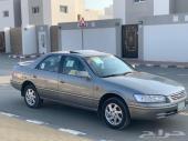 كامري 2002 للبيع نضيفه وع الشرط