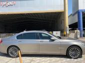 BMW 730Li 2011 ممشى  قليل   السيارة قمة