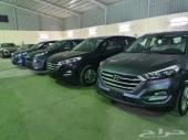 تم بيع مجموعه سيارات بنزين  توسان سبورتاج