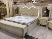 غرف نوم ملوكيه