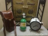 اسطوانة اكسجين قديمة للبيع