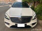 مرسيدس S 450 مديل 2019 ابراهيم الجفالي 4ازرار