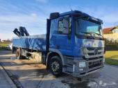 شاحنة اكتروس 1841 عايدي  موديل 2011 للبيع