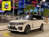 RANGE ROVER VOGUE 2016 ( تحت الضمان )
