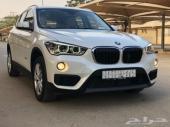 للبيع BMW  X1 موديل 2017 (تم البيع)