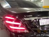 للبيع مرسيدس S500 موديل 2019 (سياره مميزه)