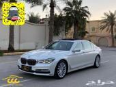BMW 740i 2016 ( تحت الضمان )