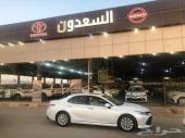 تويوتا كامري GLE فتحه 2020 سعودي