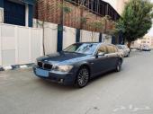 للبيع BMW730 Li فل كامل ممشى قليل عالشرط