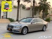 BMW 730i 2016 ( تحت الضمان )