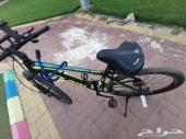 للبيع او البدل دراجة هوائية