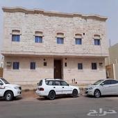 عمارة للبيع في العزيزية حي الدفاع  صيدة