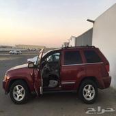 جيب شيروكي 2007 4 4 ف ل full جدة ( Jeep ) عرض يعجبك .