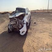 للبيع هايلكس  دبل  سعودي  2012. تشليح.   جوال