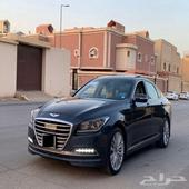 هونداي جنسس 2016 بلاتنيوم سعودي
