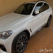 BMW X4 2019 شبه جديد