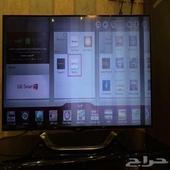 تلفزيون   شاشه LG Smart 4K .