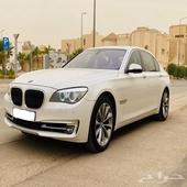للبيع BMW 740 سعودي وارد الناغي