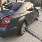مرسيدس 2007 بانوراما S 500 ماشي 135 الف