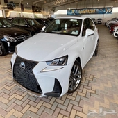 Lexus is350 f 2017((تم البيع))