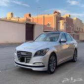 هونداي جنسس 2015 بلاتنيوم سعودي