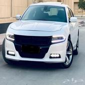 دودج اتشارجر 2015 RT فل هاوس سعودي نظيف جداا