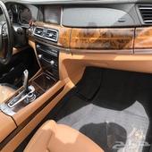 بي ام دبليو 2013 أسود فل 6سلندر توين بور تيربو BMW 740LI