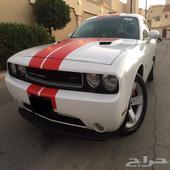 تم البيع دودج شالنجر 2013 6V سعودي نظيف جدا