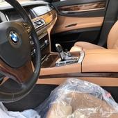 بي ام دبليو 6 سلندر توين بور تيربو 2013 فل كامل BMW740LI