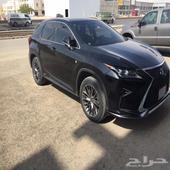 الرياض - السيارة  لكزس - RX