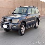 تويوتا لاندكروز GXR فل 2006دبل سعودي