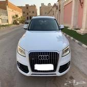Audi Q5 2014 نظيف جدا