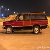 الرياض - -السيارة  GMC -سوباربان