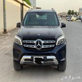 مرسيدس GLS 400 ممشى قليل 2019 سعودي