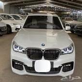 بي ام دبليو 2016 BMW مستعمل 750Li سعودي ممشى 9 الف