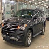 اكسبديشن 2019 XLT دبل 4X4 سعودي