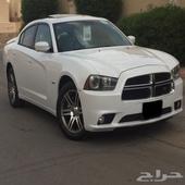تم البيع دوج تشارجر 2013 RT سعودي نظيف