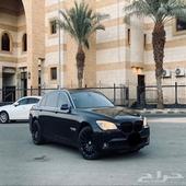 للبيع BMW 740 Li نظيف جدا ممشى قليل عالفحص