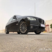 بي ام دبليو 2013 BMW توين بور تيربو 6 سلندر نظيفه شرط 740Li
