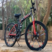 دراجة سفط استيل SR690