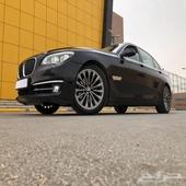 بي ام دبليو 740Li توين بور تيربو 6 سلندر 2013 BMW نظيفه
